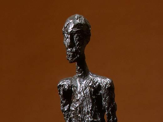 Giacometti Close Up