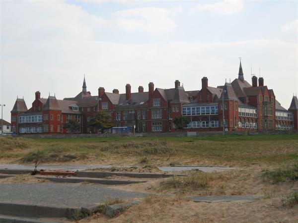 Year 3 walk along the prom to St Mary's Church