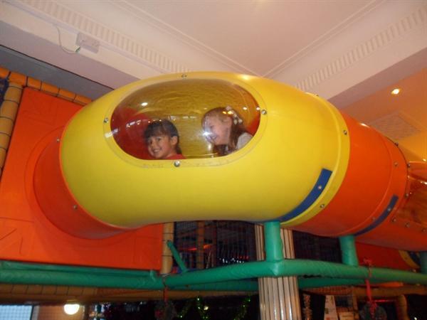 Haing Fun at Harkers Corner