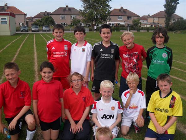 Asaph footballers