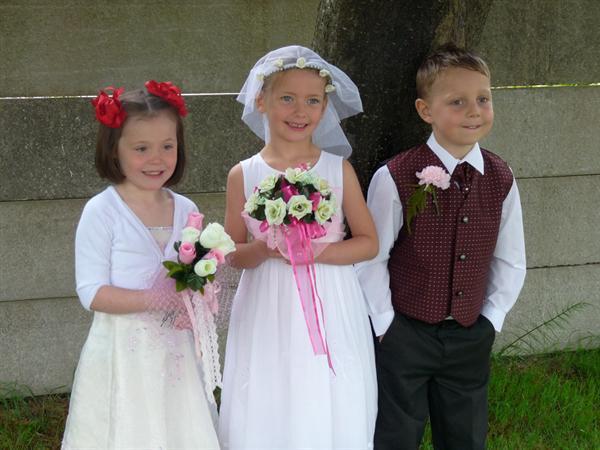 Year 1 Wedding