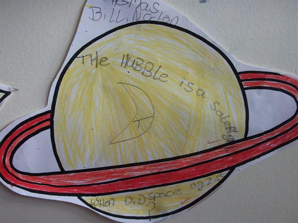This is what Thomas wants to find out about Space