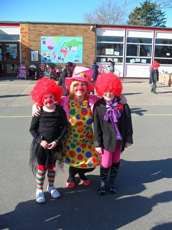 Red Nose Day Fun