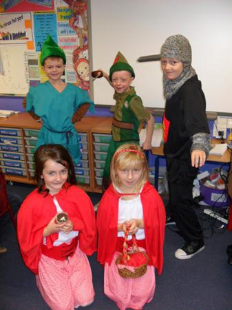 Look at our fantastic outfits!