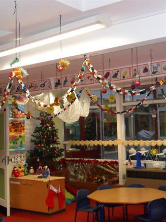 Christmas in Reception GH