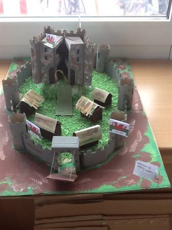 Ben Steel's winning masterpiece - Cardiff Castle