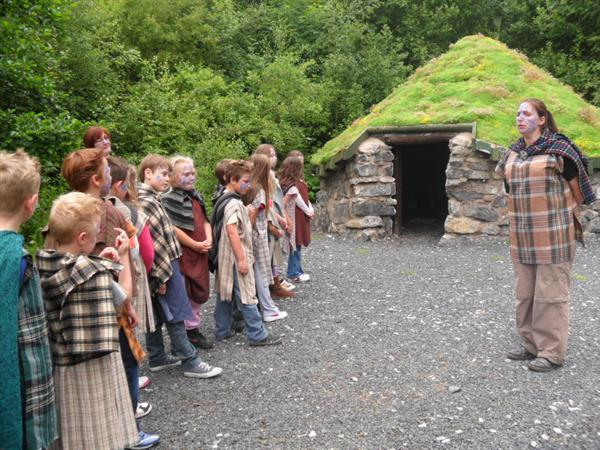 We know lots about the Celts now!