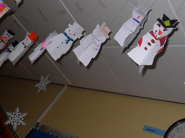 Christmas in Year 3LW