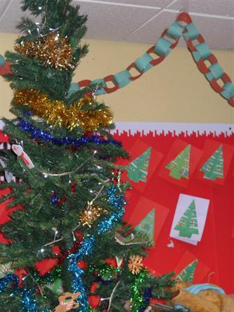 Christmas in Year 3JW