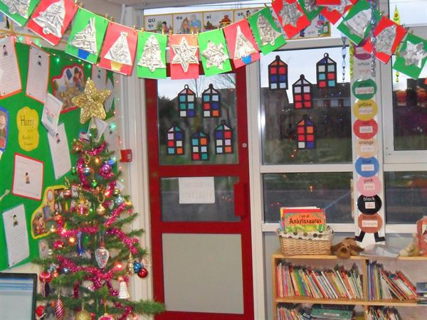 Christmas in Year 2ST