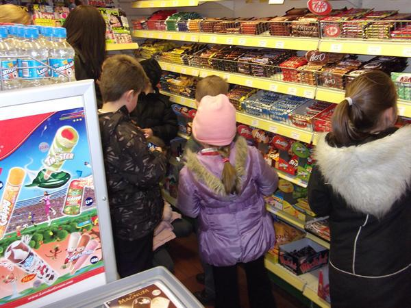 choosing what to buy. Do we have enough money?