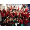 Ysgol Bryn Hedydd School Eisteddfod