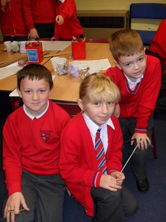 Who ate all our porridge investigation in Science