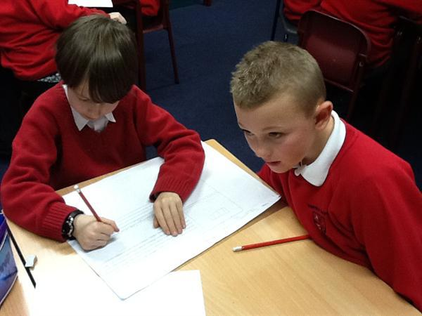 Each team planning our animation