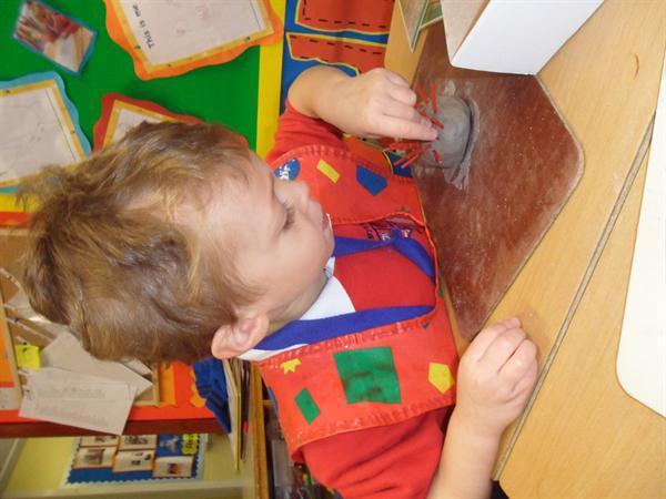 Happy in Nursery