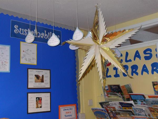 Christmas in Year 5CB