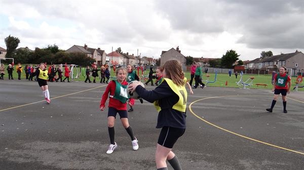 Interhouse fun!