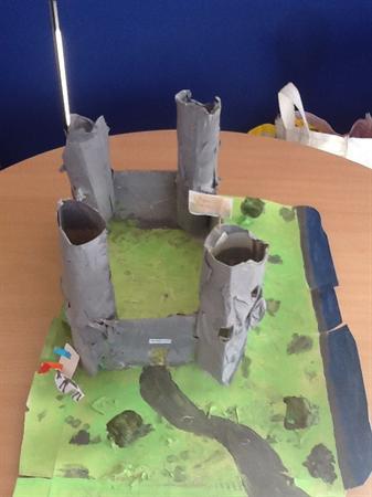 Rhuddlan Castle - Mollie Desmond