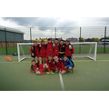 Boys Football A Team who won the 2019 Vale of Clwyd Tournament. Well done Boys!