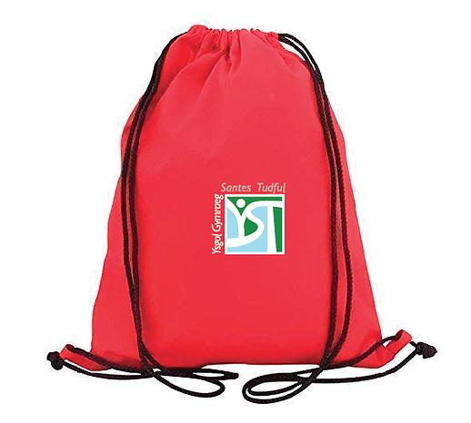 Bag Dillad Ymarfer y Corff/P.E. Kit Bag